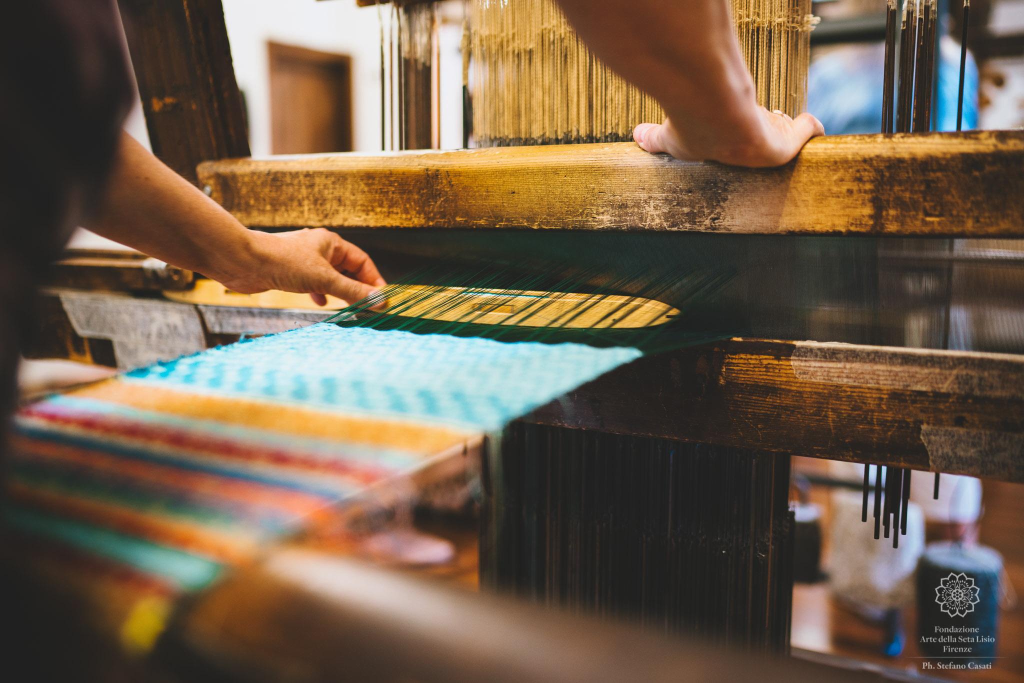 Scuola di Arti Tessili – Fondazione Arte della Seta Lisio