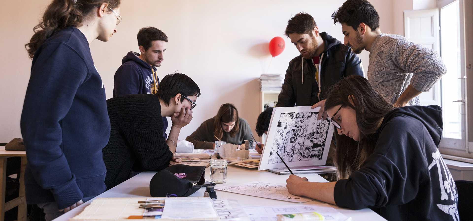 ACCA – Accademia di Comics, Creatività e Arti visive