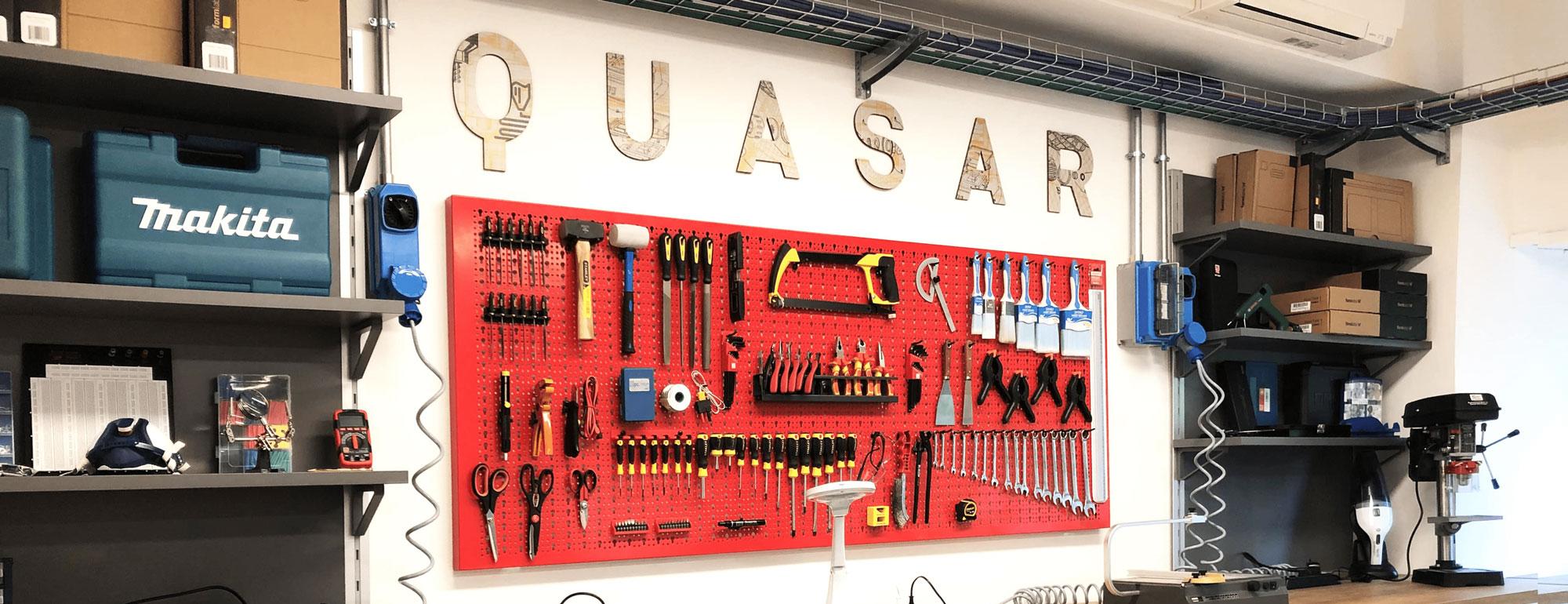 Quasar – Institute for Advanced Design