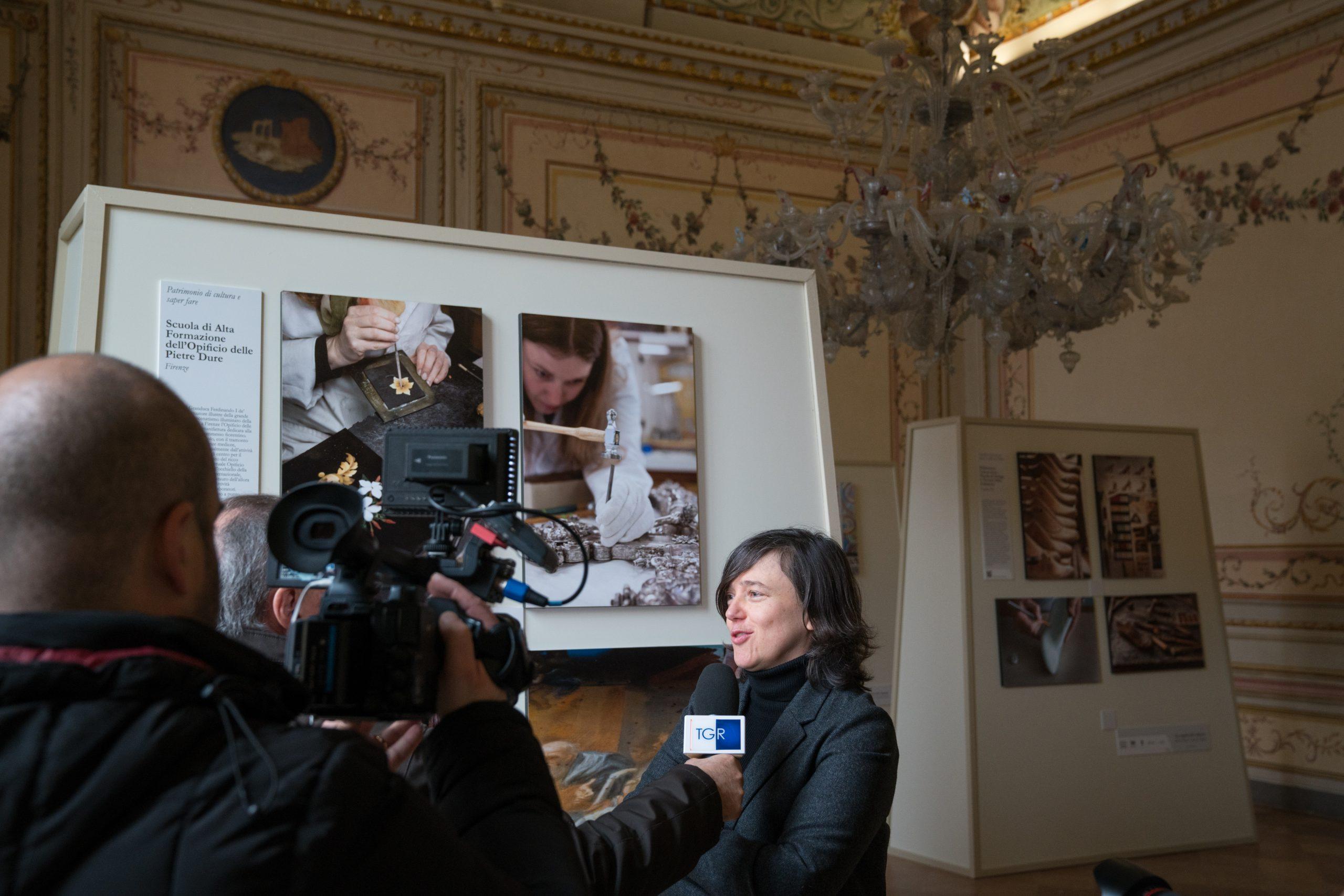 La Regola del talento – reggia di Caserta DSC08021 foto Peter Elovich, Fondazione Cologni
