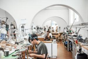 Laboratorio Alchimia – Jewellery school in Florence, scuola di gioielleria a Firenze