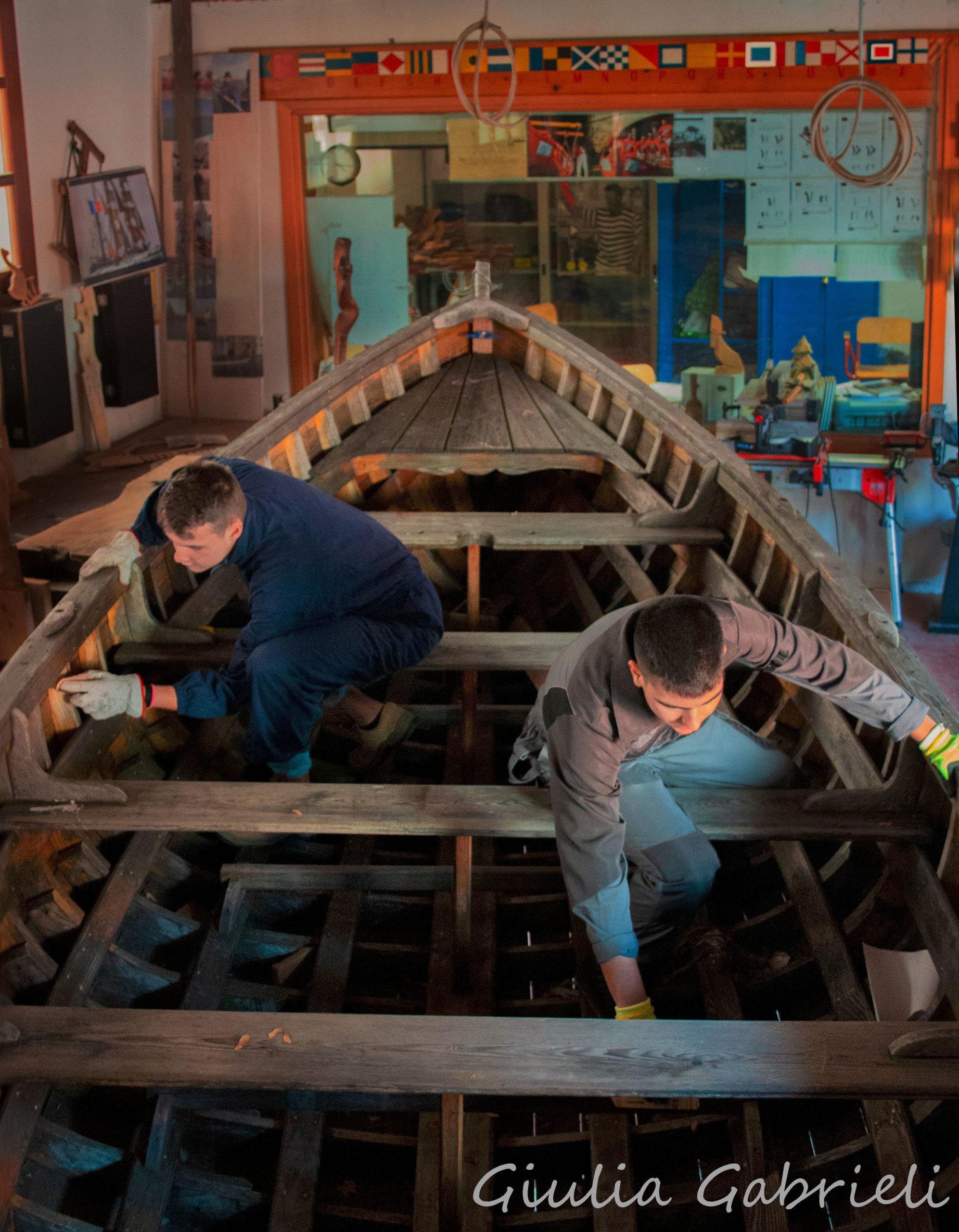 Istituto Professionale per il Made in Italy – Curvatura Cantieristica
